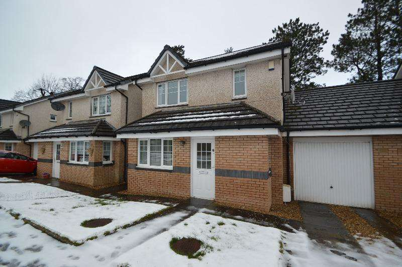 3 Bedrooms Detached House for sale in Ladyland Place, Kilbirnie, North Ayrshire, KA25 7BP