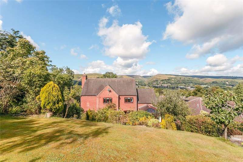 4 Bedrooms Detached House for sale in Hazler Road, Church Stretton, Shropshire