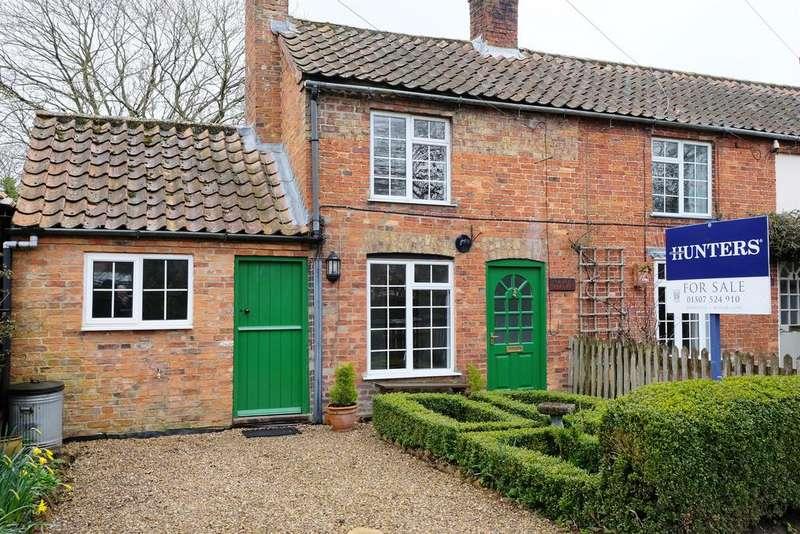 1 Bedroom End Of Terrace House for sale in Old Bolingbroke, Spilsby, Lincs, PE23 4ES