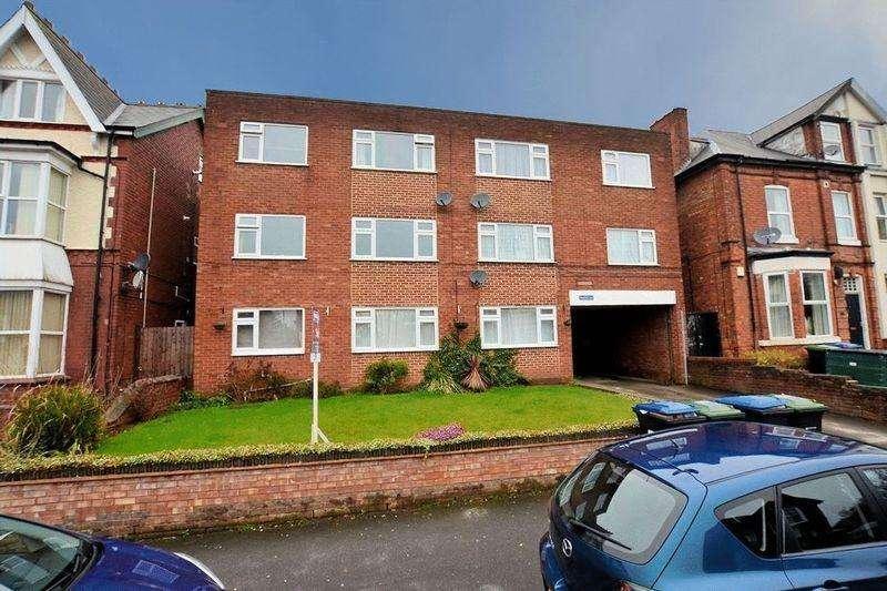 2 Bedrooms Flat for sale in Howfield Court, Gillott Road, Edgbaston