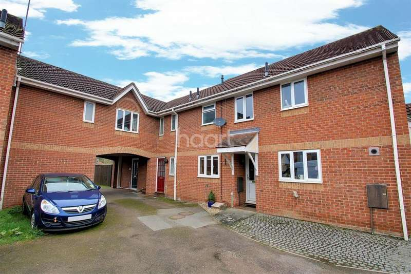 2 Bedrooms Terraced House for sale in Friday Wood Green, Colchester