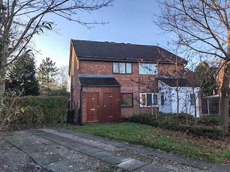 1 Bedroom Apartment Flat for sale in Marsh Way, Penwortham, Preston
