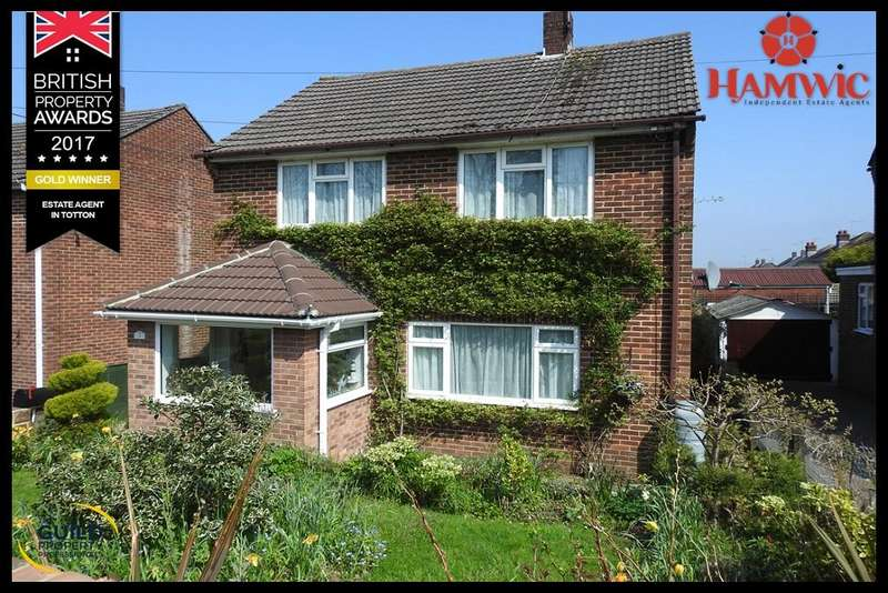 3 Bedrooms Detached House for sale in The Drive, Hounsdown, Southampton SO40