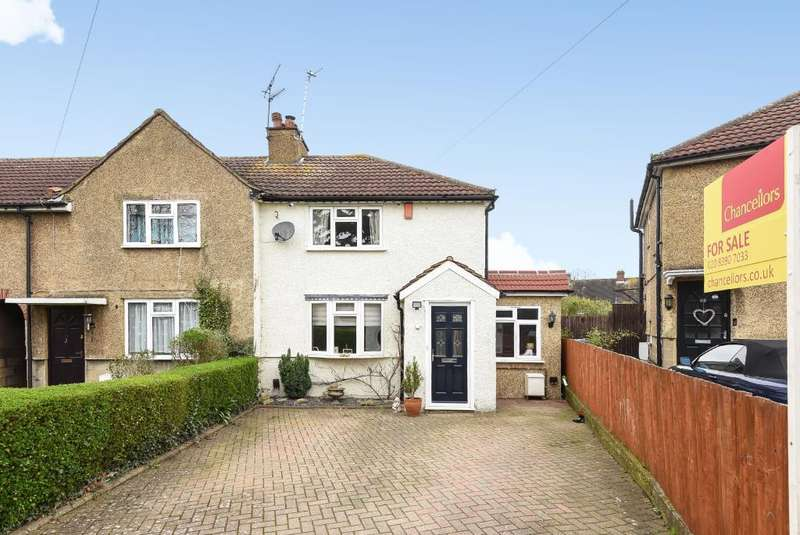 2 Bedrooms House for sale in Fleece Road, Surbiton, KT6
