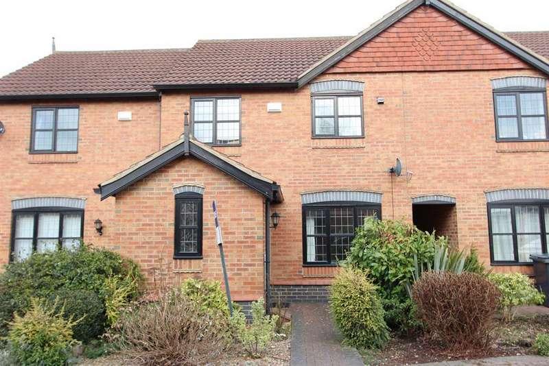 3 Bedrooms Terraced House for sale in Michael Foale Lane, Louth, LN11 0GT