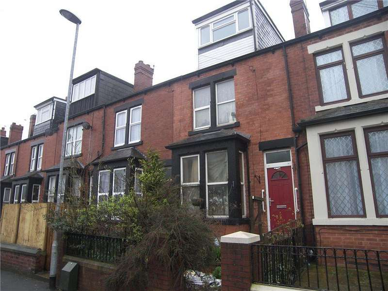 4 Bedrooms Terraced House for sale in Tempest Road, Leeds, West Yorkshire