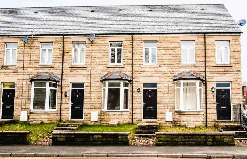 2 Bedrooms Terraced House for sale in Todmorden Road, Littleborough