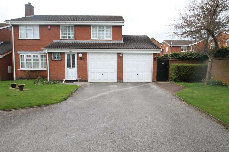 4 Bedrooms Detached House for rent in Freeford Gardens, Lichfield