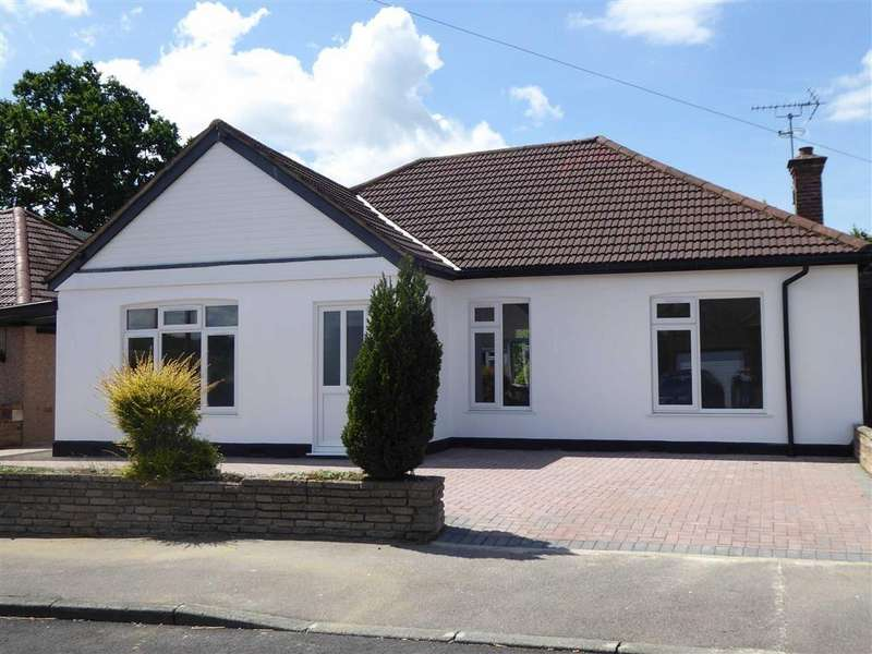 3 Bedrooms Detached Bungalow for sale in Oxhey