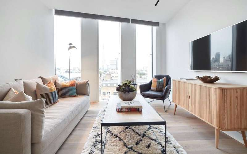 2 Bedrooms Flat for sale in Music Box, Union Street, London, SE1