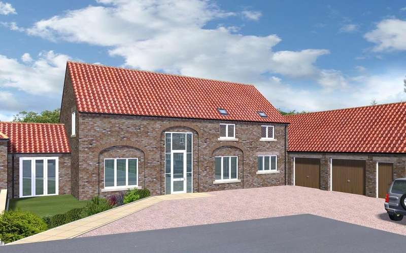 4 Bedrooms House for sale in Pecketts Yard, Sheriff Hutton, York