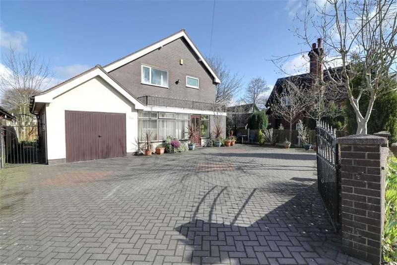 3 Bedrooms Detached House for sale in Longton Road, Trentham, Stoke-on-Trent