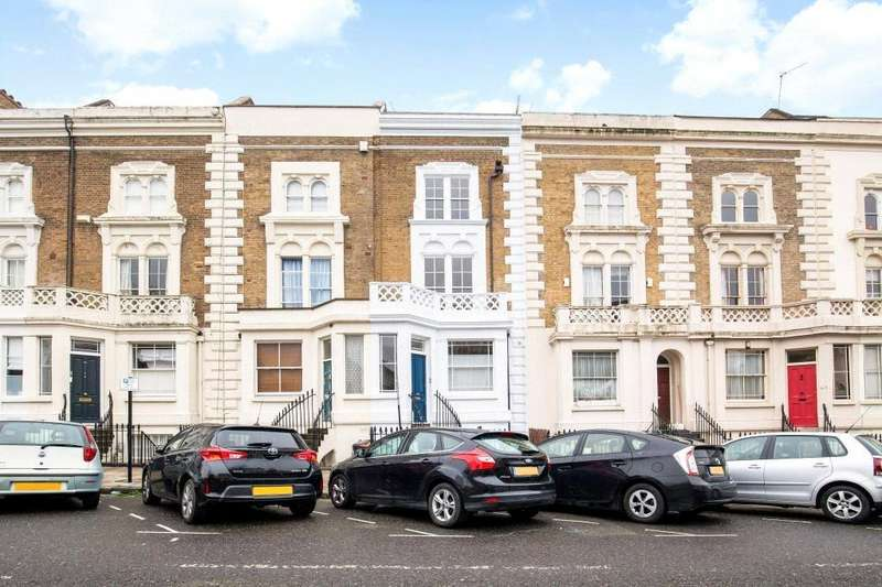 1 Bedroom Flat for sale in Grafton Terrace, Kentish Town, London, NW5