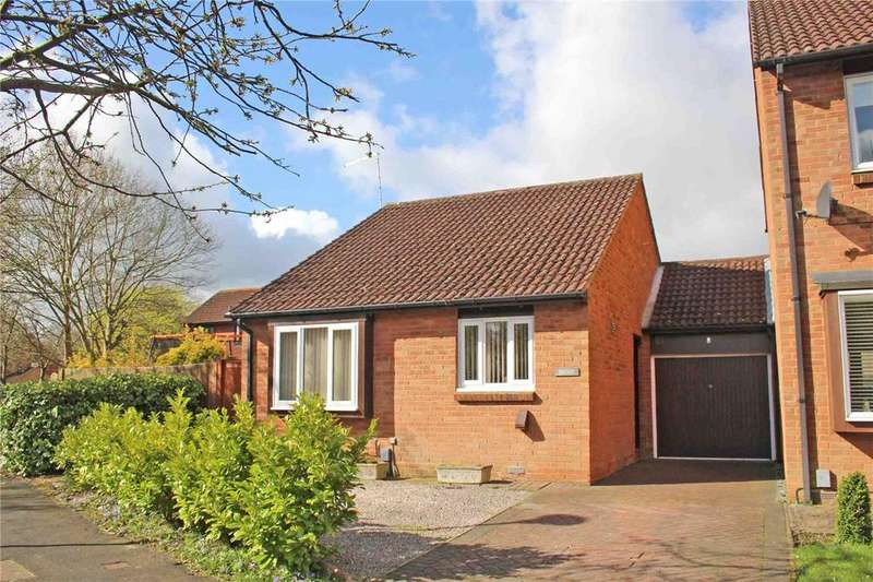 2 Bedrooms Detached Bungalow for sale in Birchall Wood, Welwyn Garden City, Hertfordshire
