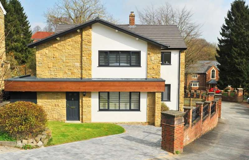 5 Bedrooms Detached House for sale in Stone Rings Close, Harrogate