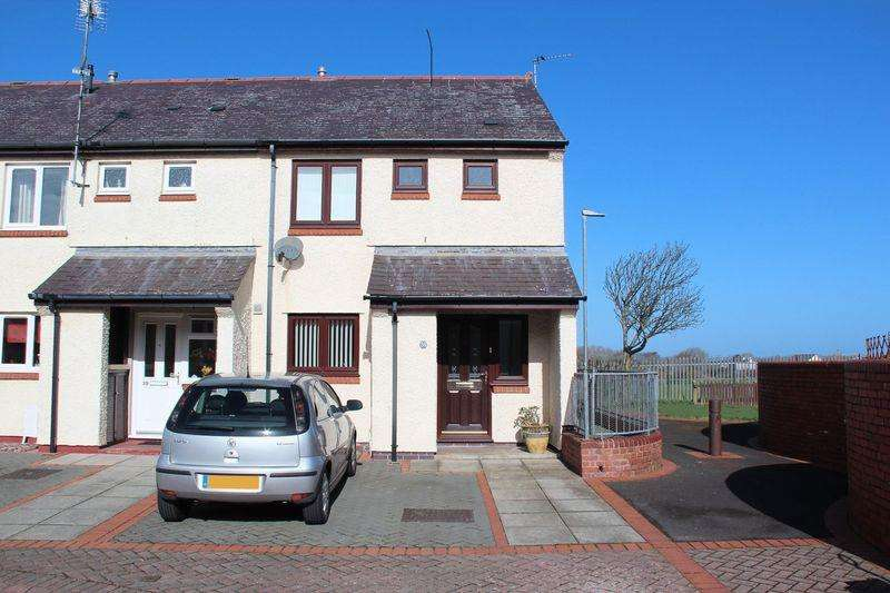 3 Bedrooms End Of Terrace House for sale in Rock Street, Holyhead