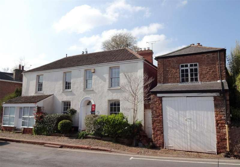 7 Bedrooms Detached House for sale in Fore Street, Milverton