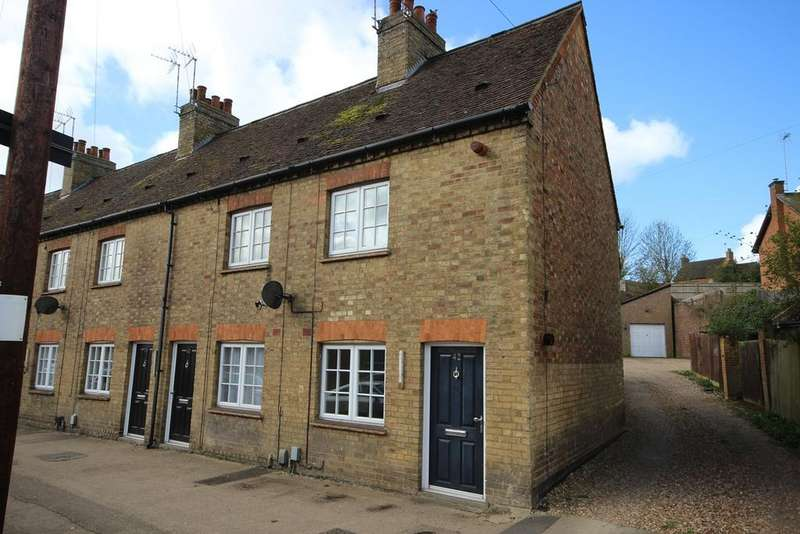 2 Bedrooms End Of Terrace House for sale in Bedford Street, AMPTHILL, MK45