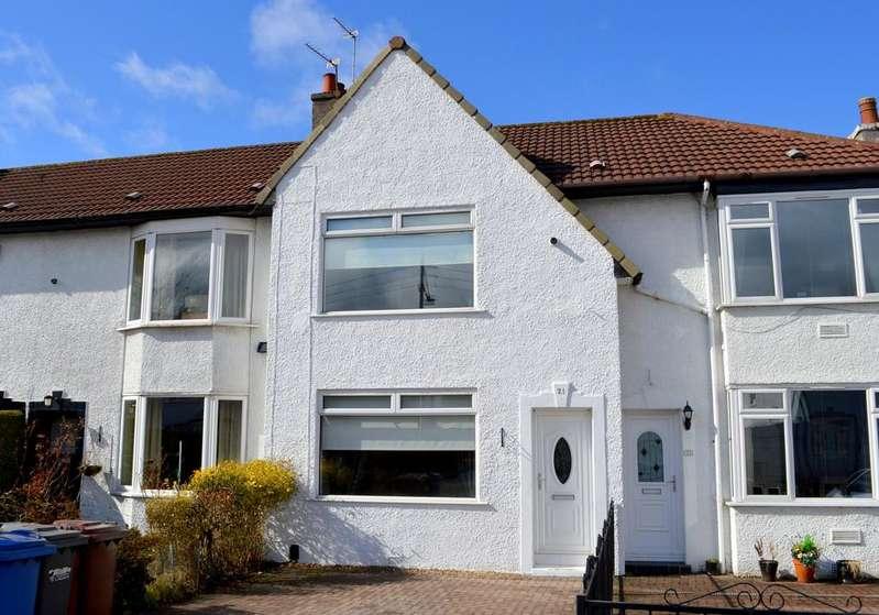 2 Bedrooms Terraced House for sale in Millburn Avenue, Clydebank G81 1EW
