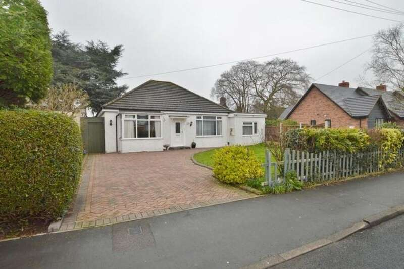 3 Bedrooms Detached Bungalow for sale in Fortescue Lane, Rugeley