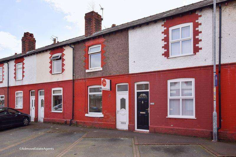 2 Bedrooms Terraced House for sale in Cumberland Street, Latchford