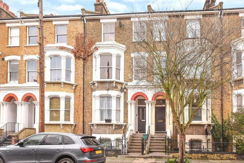 2 Bedrooms Flat for sale in Tabley Road, Tufnell Park