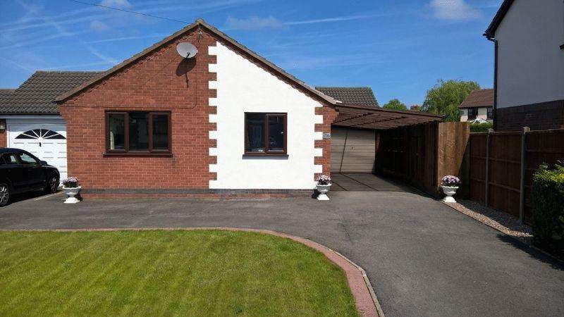 3 Bedrooms Detached Bungalow for sale in Church Lane, Whitwick