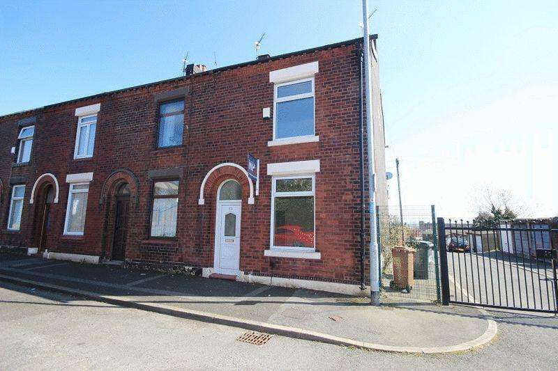 2 Bedrooms Terraced House for rent in Crofton Street, Oldham
