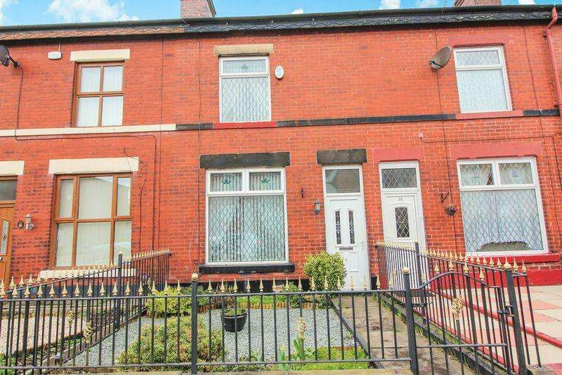 2 Bedrooms Terraced House for sale in Nelson Street, Bury