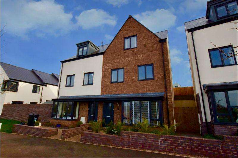 4 Bedrooms Semi Detached House for sale in Wilkins Drive, Paignton
