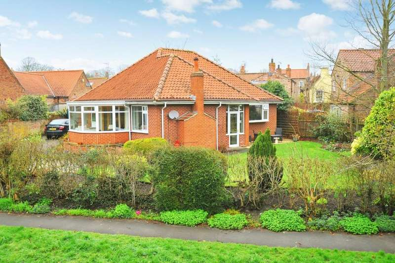 2 Bedrooms Detached Bungalow for sale in Stonegate, Whixley