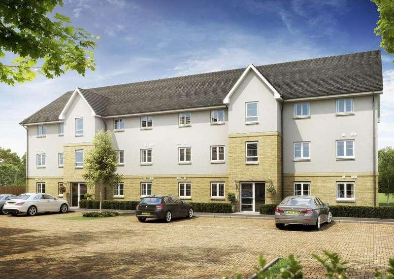 2 Bedrooms Apartment Flat for sale in Plot 285, Liberton park, Liberton Gardens, Edinburgh