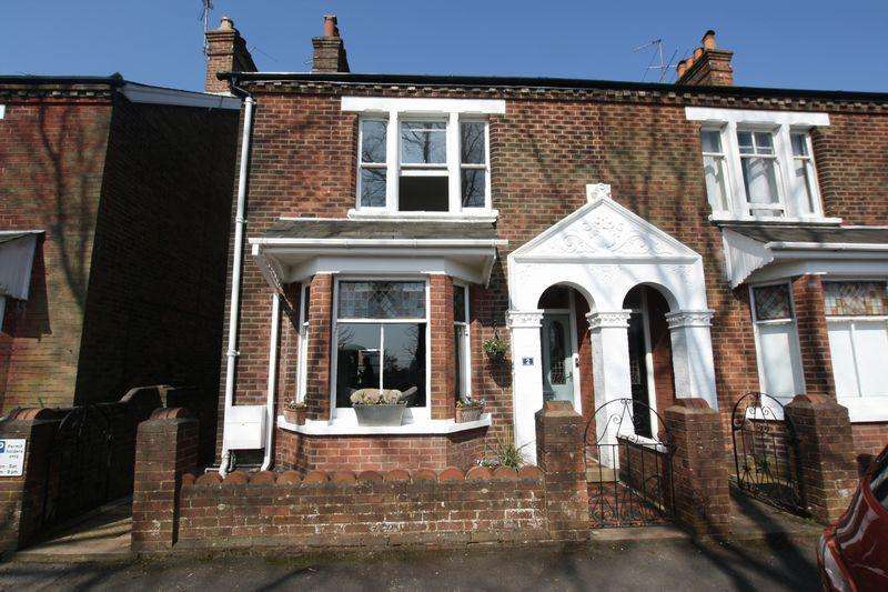 3 Bedrooms Semi Detached House for sale in Norfolk Terrace, Horsham