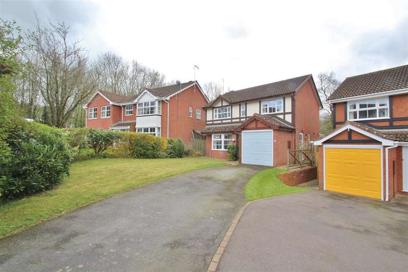 4 Bedrooms Detached House for sale in Lime Avenue, Buckingham