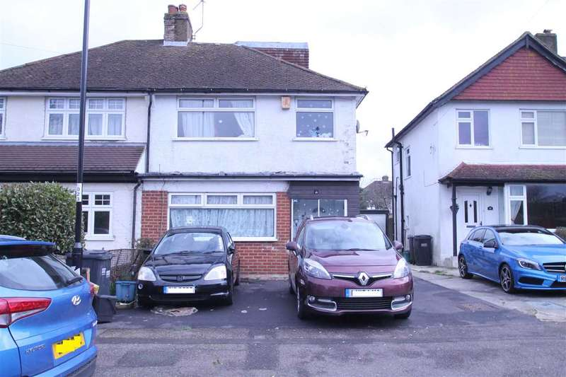 4 Bedrooms Semi Detached House for sale in Tollers Lane