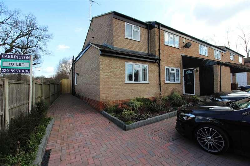 2 Bedrooms Apartment Flat for rent in Wilcox Close, Borehamwood