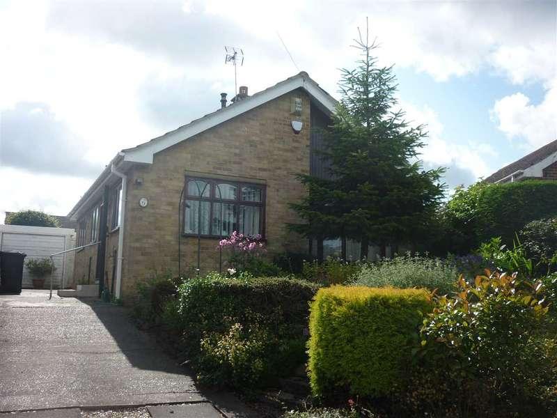 2 Bedrooms Detached Bungalow for sale in Norman Drive, Eastwood, Nottingham