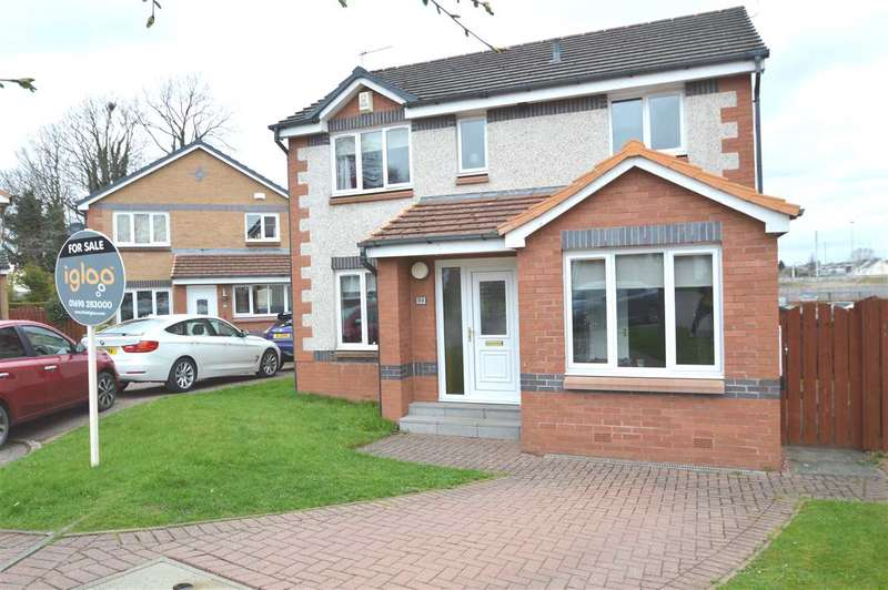 4 Bedrooms Detached House for sale in Malcolm Street, Motherwell