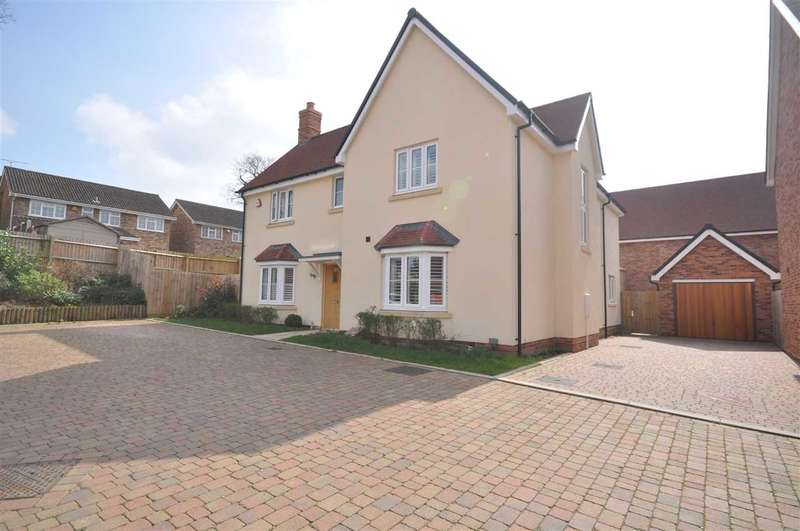 4 Bedrooms Detached House for sale in Sycamore Close, Brentwood