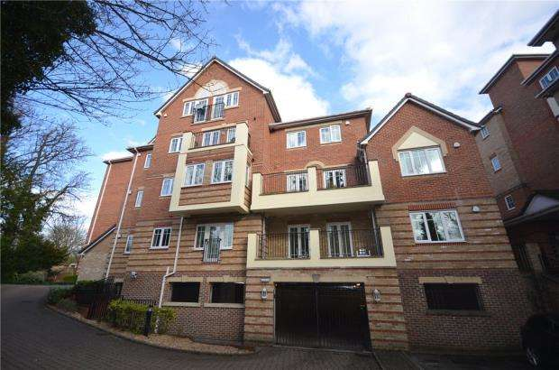 2 Bedrooms Apartment Flat for sale in Westlands House, Bounty Road, Basingstoke