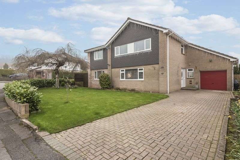 5 Bedrooms Property for sale in Glanrhyd Coed Eva, Cwmbran