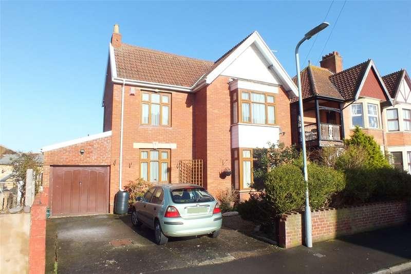 4 Bedrooms Detached House for sale in Jaycroft Road Burnham on Sea Somerset TA8
