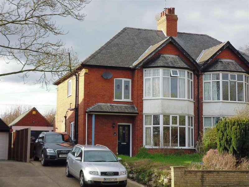3 Bedrooms Detached House for sale in Yarborough Crescent, Lincoln