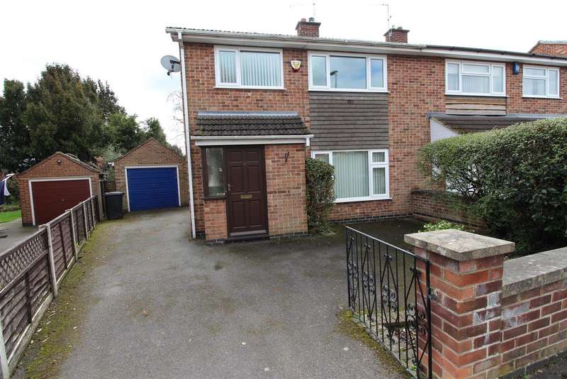 3 Bedrooms Detached House for rent in Anchor Close, Hathern, Loughborough