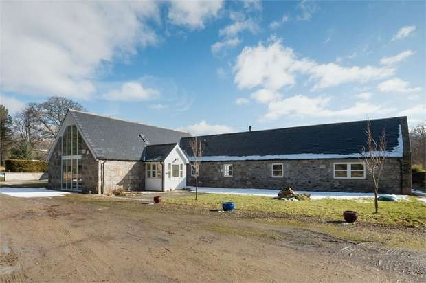5 Bedrooms Detached House for sale in Keig, Alford, Aberdeenshire
