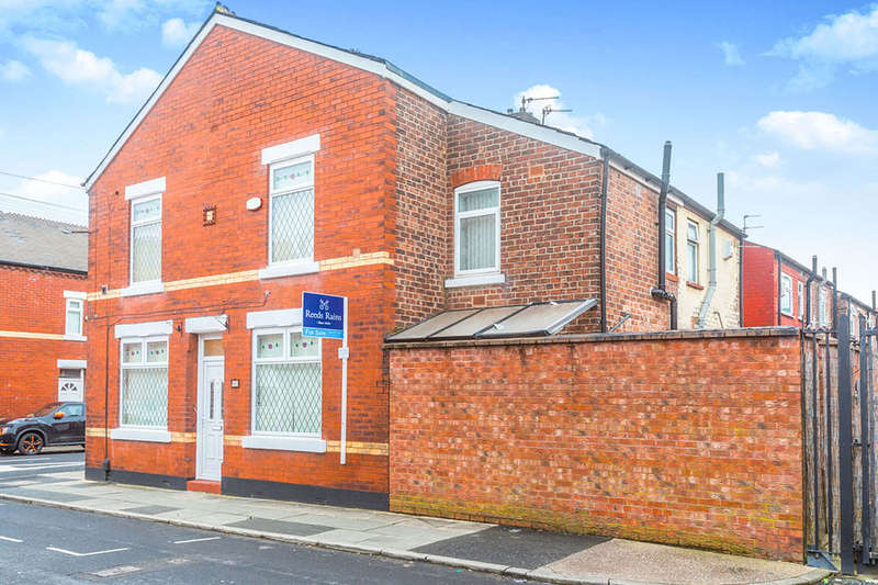 2 Bedrooms Terraced House for sale in Ashley Street, Salford, M6