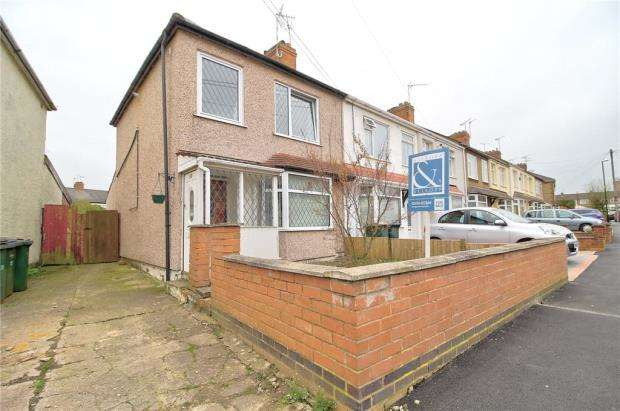 3 Bedrooms End Of Terrace House for sale in Meadow Road, Holbrooks, Coventry, West Midlands