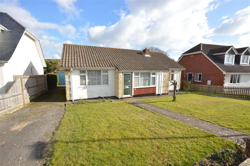 2 Bedrooms Detached Bungalow for sale in Fullerton Road, Lymington, Hampshire, SO41