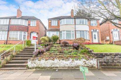 3 Bedrooms Semi Detached House for sale in Turnberry Road, Great Barr, Birmingham, West Midlands