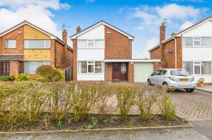 3 Bedrooms Detached House for sale in Bowden Close, Culcheth, Warrington
